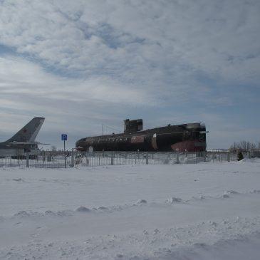Сюжет о подводной лодке Б-307
