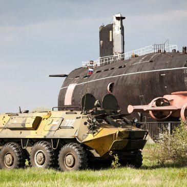 Описание экспозиции Паркового комплекса истории техники им.К.Г. Сахарова