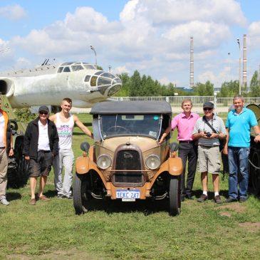 О старых автомобилях, случайностях и закономерностях