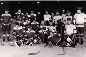 1982. В хоккей играют руководители ВАЗа