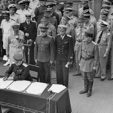 2 сентября 2015 года – 70 лет окончания Второй мировой войны