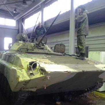 БМП-2  история боевой машины пехоты