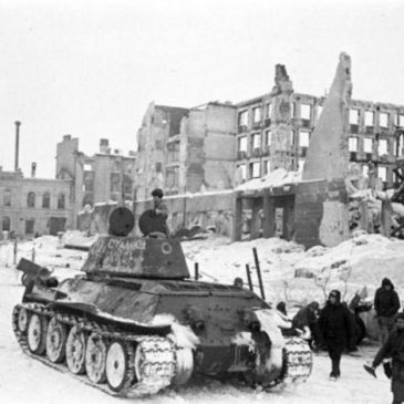 День разгрома советскими войсками немецко-фашистских войск в Сталинградской битве в 1943 году.