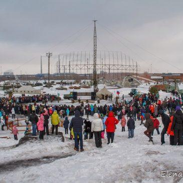 23  февраля «Мужские игры»  в Парковом комплексе истории  техники им. К.Г. Сахарова