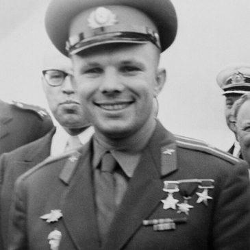 9 марта – День Рождения Гагарина