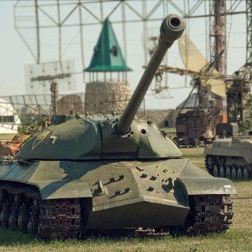 "История танка ""Маршал Сталин"""