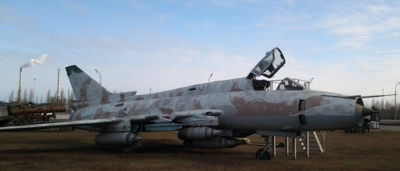 Новые услуги Парка - стань пилотом СУ-17М4