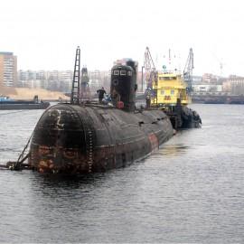 Экскурсия на подводную лодку Б-307