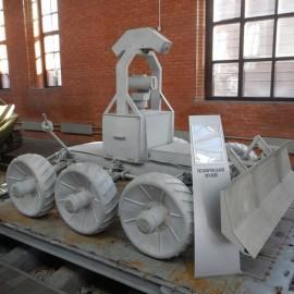 «Робот-бульдозер» СТР-1 – история чернобыльского ликвидатора