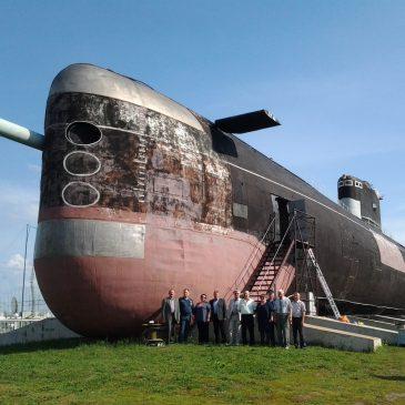 Подводная лодка Б-307 – открыта по субботам и воскресеньям