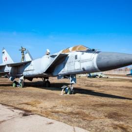 МиГ-31 – 36!