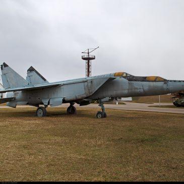 28 октября 1969 г. – первый полёт МИГ-25 ПУ