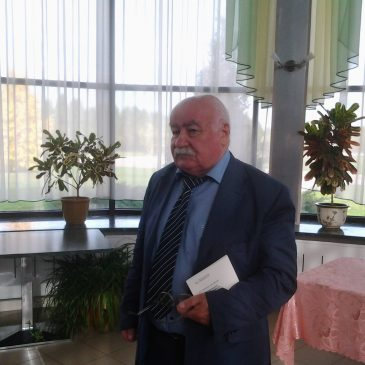 Ушёл Пётр Михайлович Прусов…