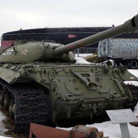 "Построение модели танка ""ИС-3М"""