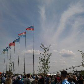 День Российского Флага в Парке!