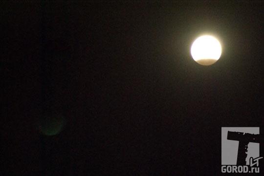 Лунное затмение 7 августа 2017 г.
