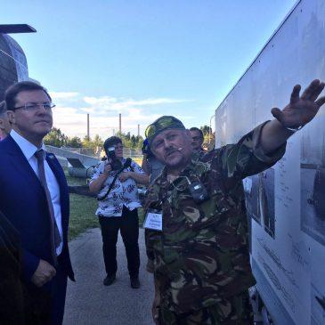 Нас посетил Дмитрий Игоревич Азаров