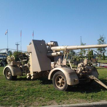 В Парке появилась знаменитая FLAK-37!