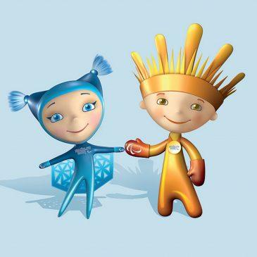Детские паралимпийские игры в России