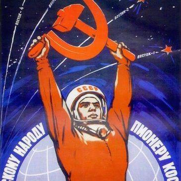 Поздравляем со Всемирным днём авиации и космонавтики!