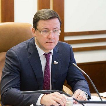 Поздравление губернатора Самарской области Д.И.Азарова с Днем машиностроителя