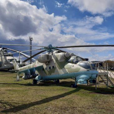 """Ми-24 – знаменитый """"крокодил"""""""