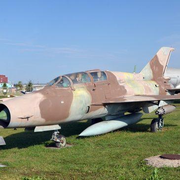 Авиация Парка: МИГ-21