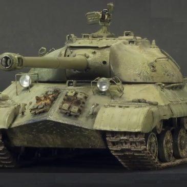 Строим модель ИС-3М