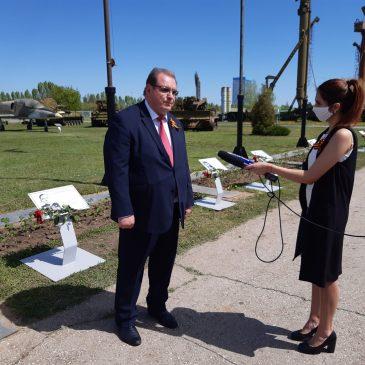 Отчёт главы г.о. Тольятти С.А. Анташева за 2019 год.
