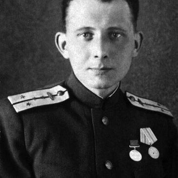 Личное дело инженер-майора В.Н. Полякова