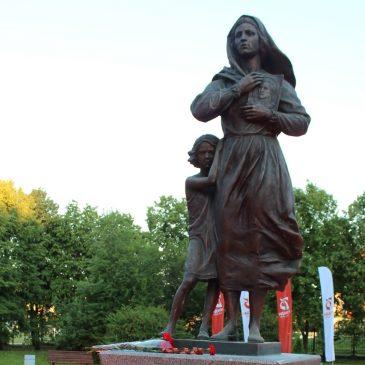 В Тольятти открыли памятник «Ожидание солдата»