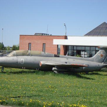 L-29 – Авиационная коллекция Парка