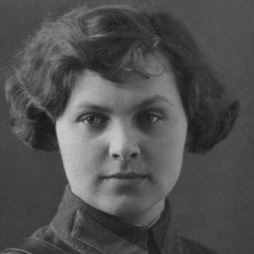 Сегодня 100 лет со дня рождения Валентины Ступиной