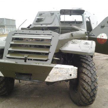 БТР-152 – на реставрацию
