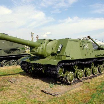 """ИСУ-152 """"Зверобой"""""""