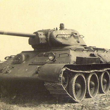 """Канал """"Губерния"""" о Т-34-76"""