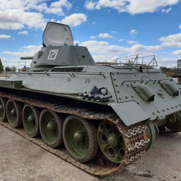 Перенос показа Т-34-76