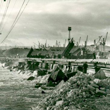 30 октября 1955 г. – перекрытие Волги