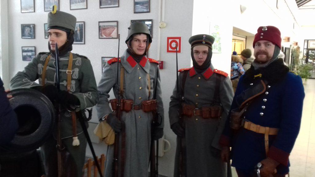 """Из истории """"Рождественского перемирия 1914 года"""""""