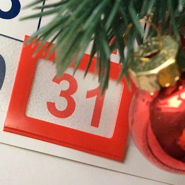 31 декабря и 1 января – Парк не работает