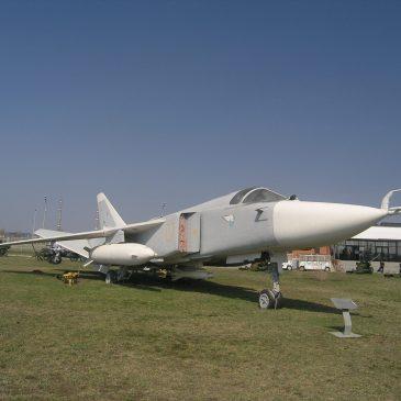 17 января – первый полёт СУ-24