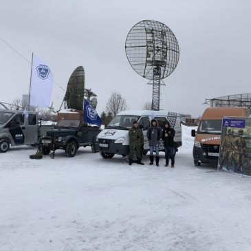 23 февраля – презентация   нижегородского грузовика – VALDAI NEXT!