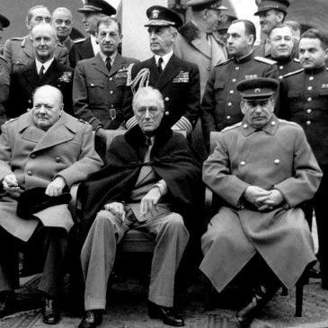 4 февраля 1945 г. Крымская (Ялтинская) конференция