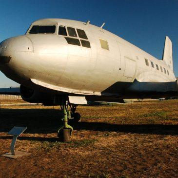 Первый полёт Ил-14