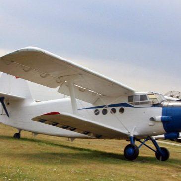 31 августа 1947 г.  первый полёт АН-2