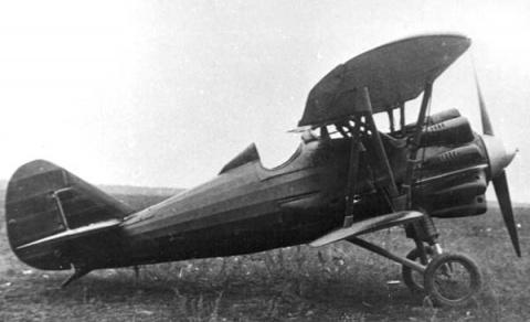Первый полёт серийного истребителя И-5